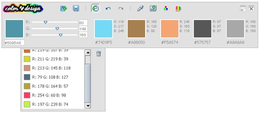 Color4design - Color Matching Software