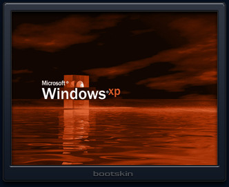 Download Window XP boot skin - Red Sea