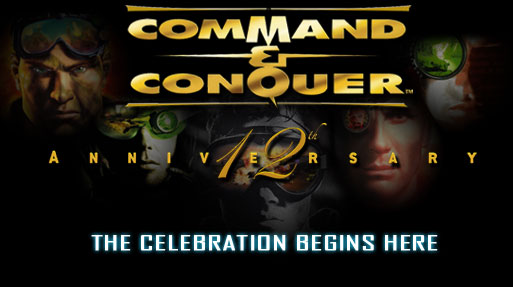 Free command and conquer from EA