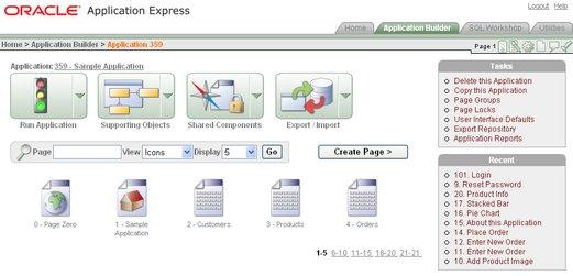 Oracle database express как создать базу