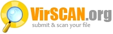 Free Online Virus Scan with VirScan.Org