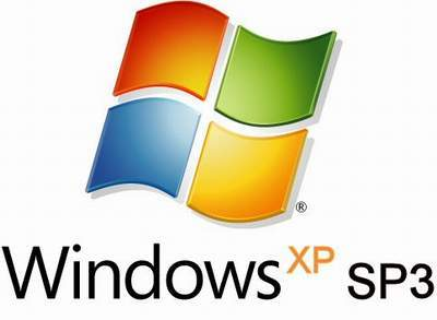 Windows XP Services Pack 3 logo