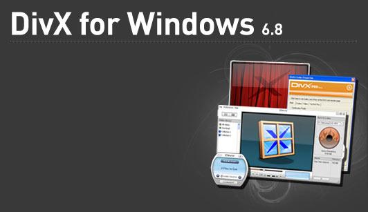 DivX 6.8.2.9 for Windows