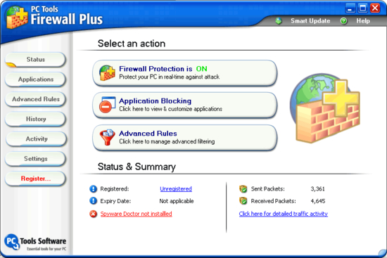 Free Firewall Software To Replace Default Windows Firewall