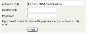 Get Kaspersky Anti Virus 2009 código de activación