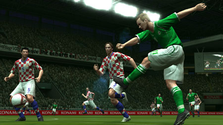 pro evolution soccer 2009 pes 2009 screenshot