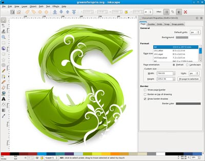 inkscape - free vector images editor software