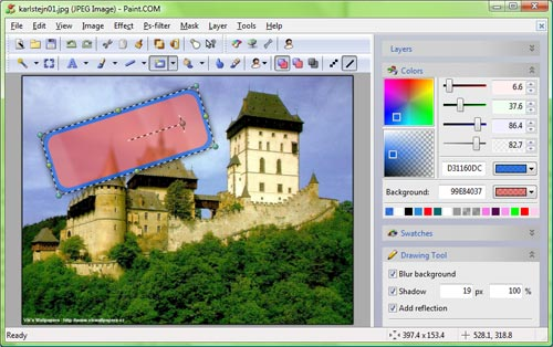 Alternatives image editing software to adobe photoshop Free photo software
