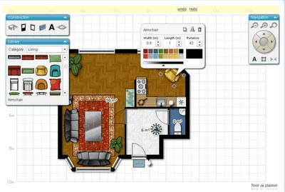 design planner that allows you create or sketch your house floor plans