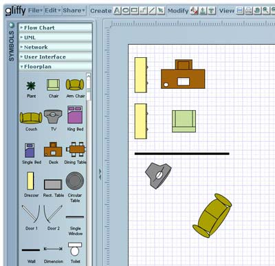 Gliffy Online Diagram Tools