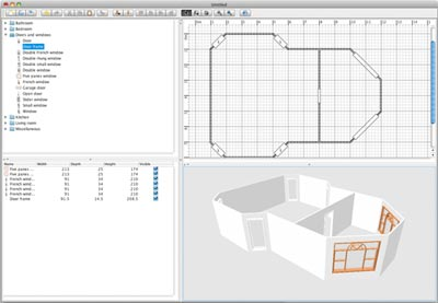 Sweet Home 3D – Open Source Free Home Design Software