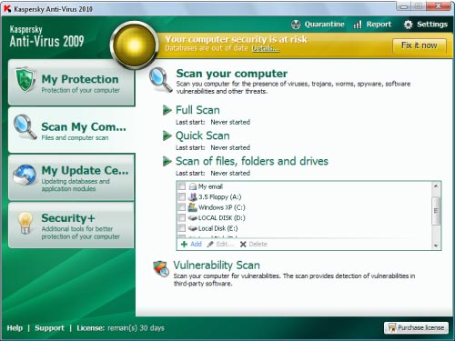 download kaspersky antivirus 2010 beta license