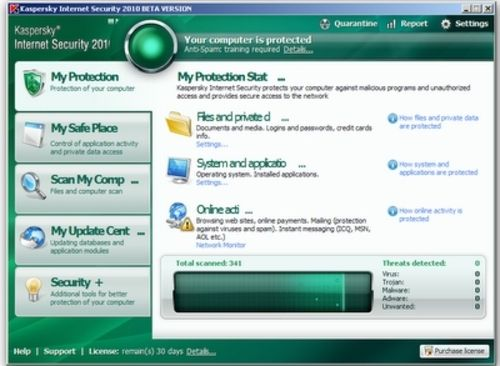 download kaspersky internet security 2010