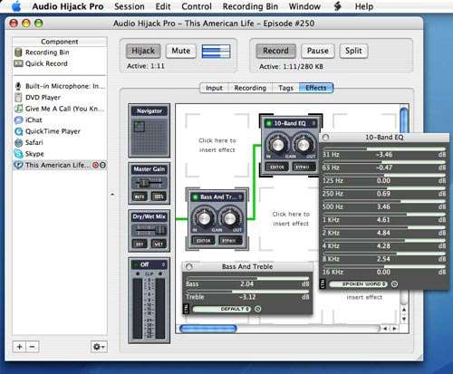 audio hijack record any audio on mac