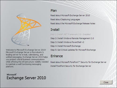 Microsoft exchange server 2010 download