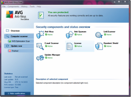 avg antivirus 9 free edition download