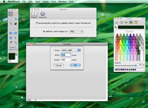 Basic Paint Program Osx Software Free Download
