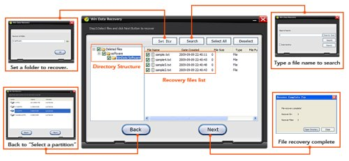 win data recovery free