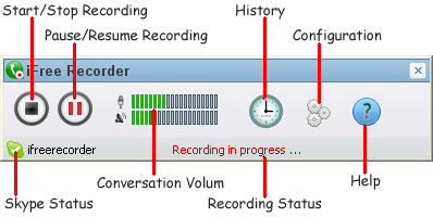 ifree recorder