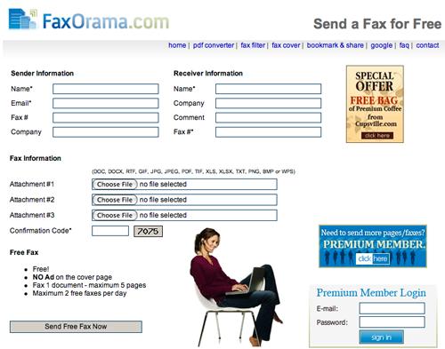 FaxOrama