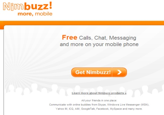 nimbuzz - IM Messenger