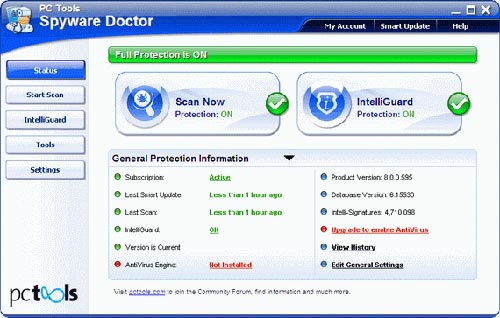 Spyware Doctor 2011 Free License
