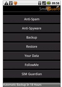 smrtguard - Free Android Security Suite