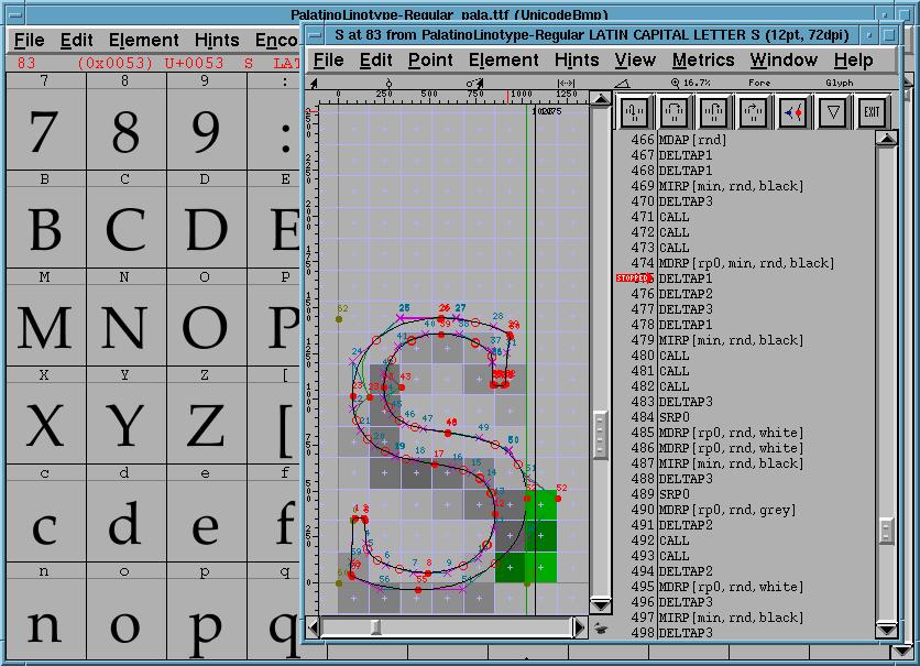 FontForge - Font Editor Freeware