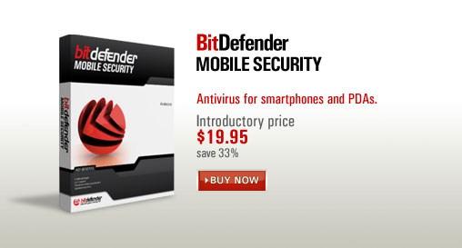bitdefender mobile antivirus