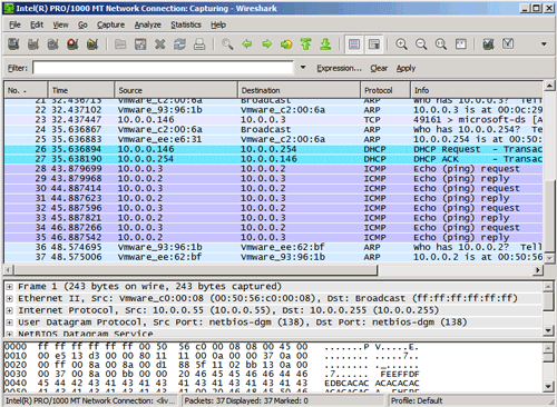 Network Analyzer Software : Best free network packet analyzer software