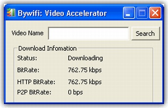 Bywifi Video accelerator
