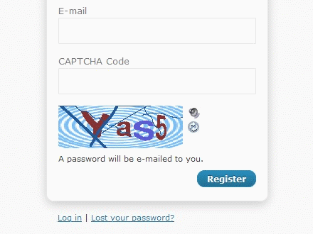 SI CAPTCHA Anti-Spam - WordPress plugin for spam