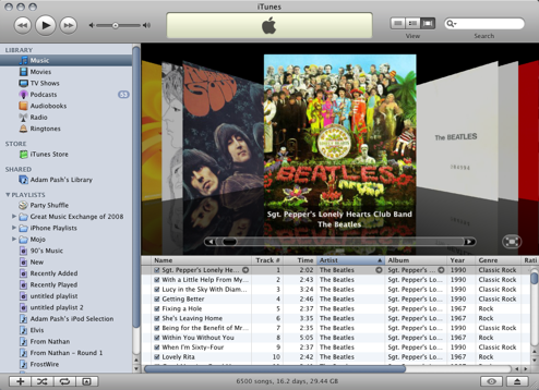 iTunes Media Player - Free apple windows media player