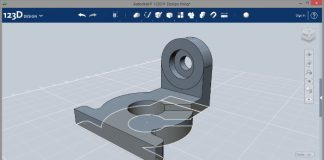 Autodesk 123D - Free 3D modeling software for 3D printer
