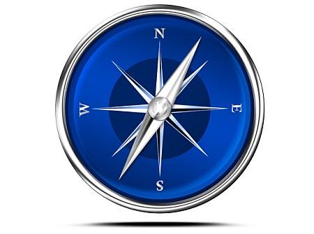 modern compass psd file