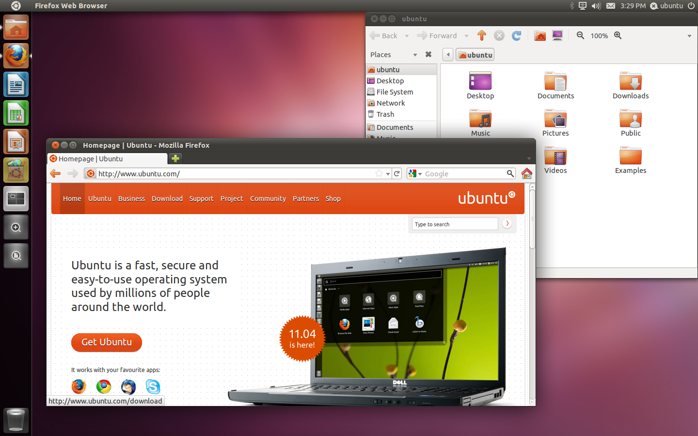 ubuntu - Free Linux operating system with great support for USB