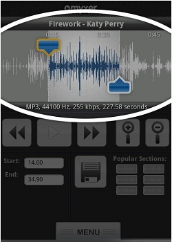 Myxer - Android Ringtone maker