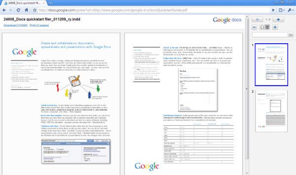 Google Doc Viewer - Online Document Viewer