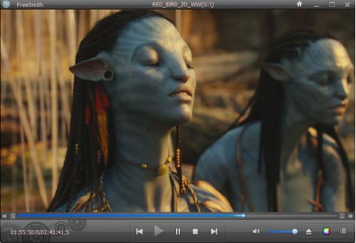 FreeSmith Free Blu Ray player