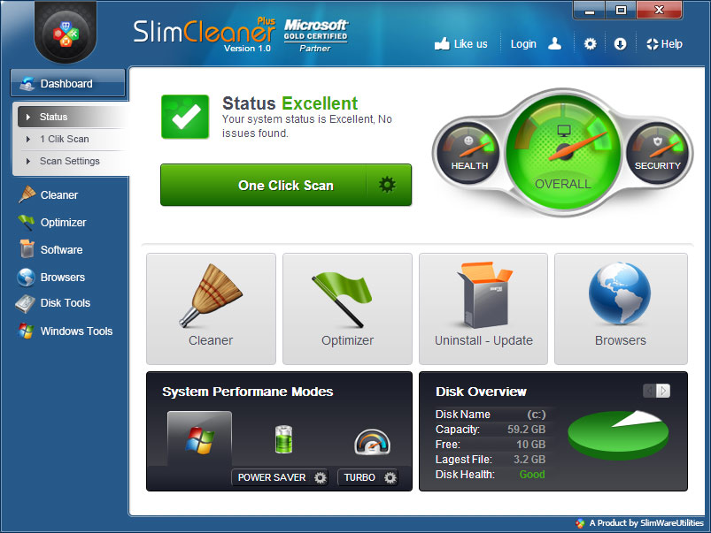 Slim Cleaner
