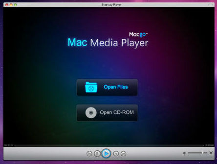 miro Mac movie player