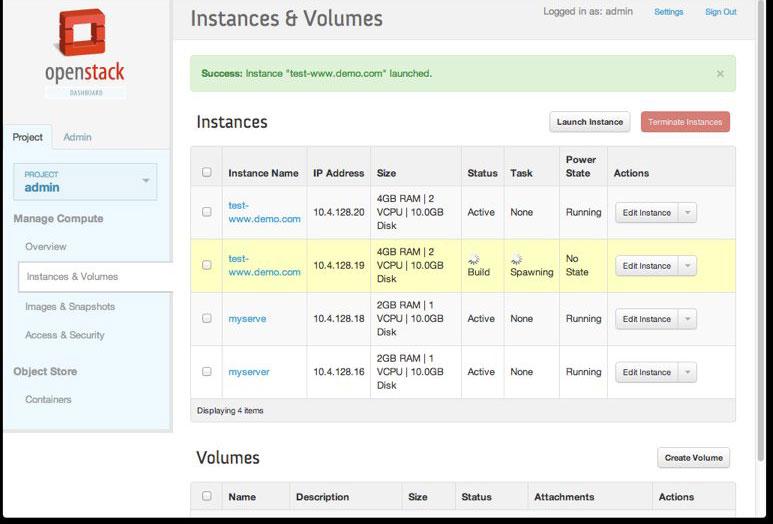 CloudStack - Free IaaS Software