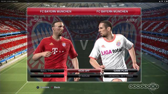 PES 2014 free download