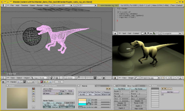 Free 3d graphic design software Free 3d software