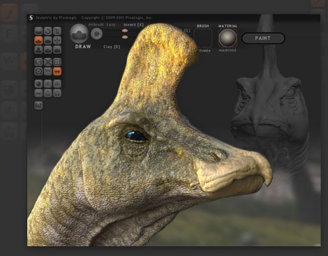 Sculptris - Free 3D sculpting software