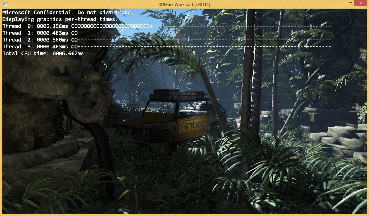 DirectX 11 3DM