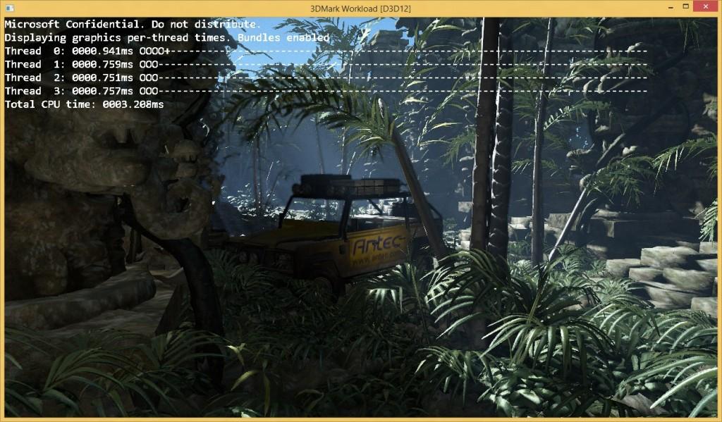 DirectX 12 3DM