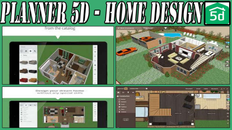 Android home design apps to design floorplan layout Free home design app