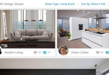 AutoDesk HomeStyler - Android Home Design App