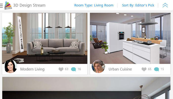 AutoDesk HomeStyler   Android Home Design App